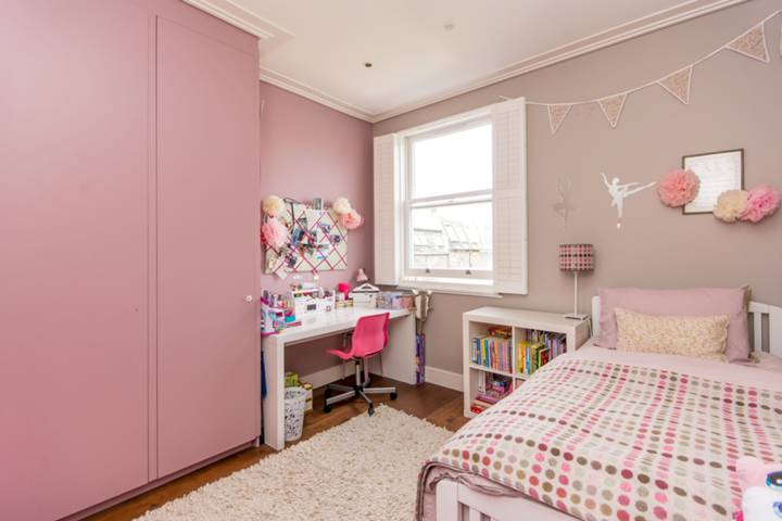 Third Bedroom in W14