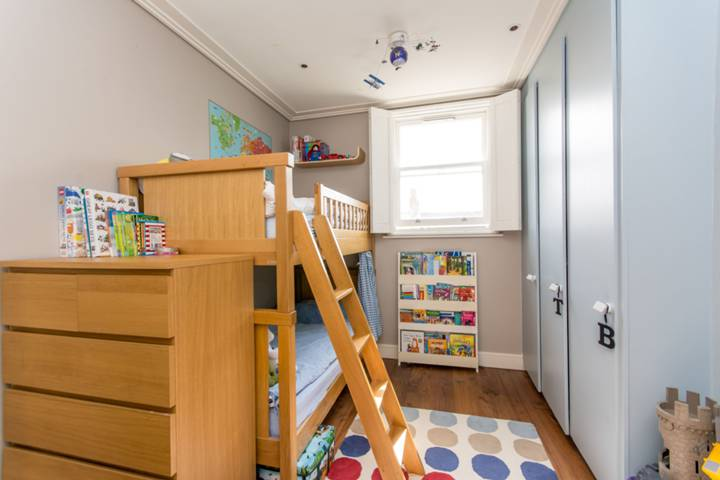 Fourth Bedroom in W14