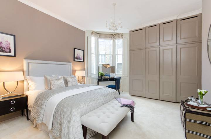 Master Bedroom in SW7
