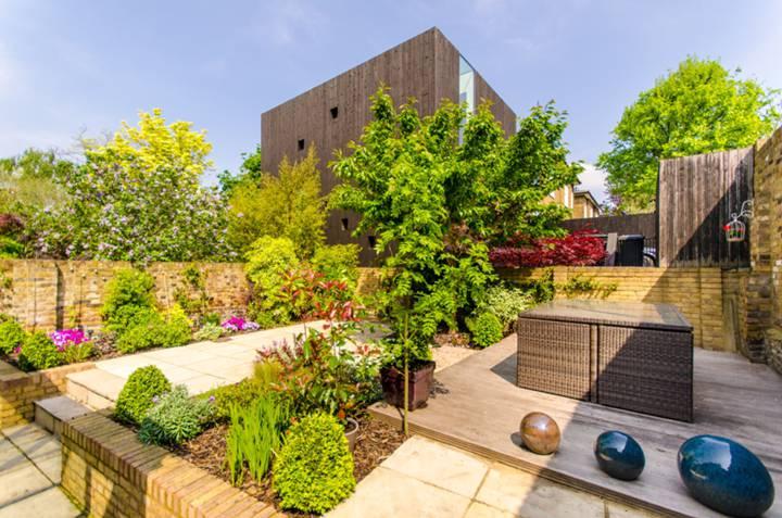Rear Garden in N1