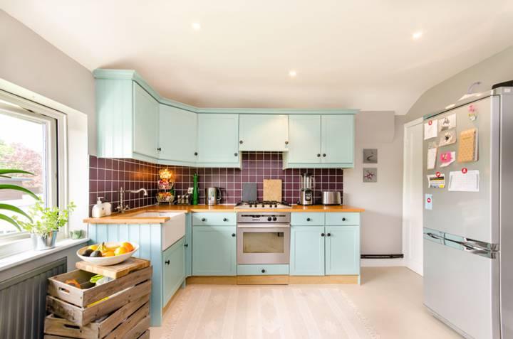 Kitchen in SW15