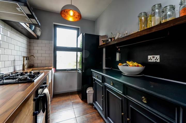 Kitchen in E11