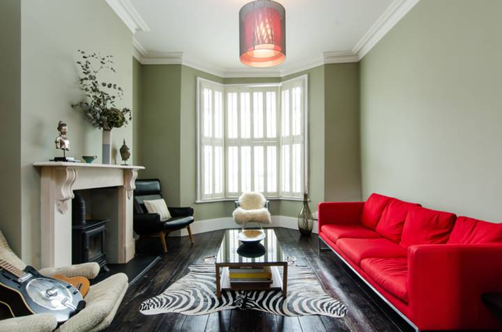 Double Reception Room in SW2