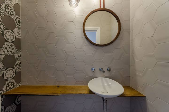 Guest Cloakroom in SW6