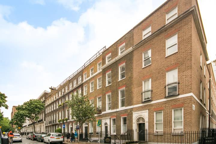 Guilford Street, Bloomsbury