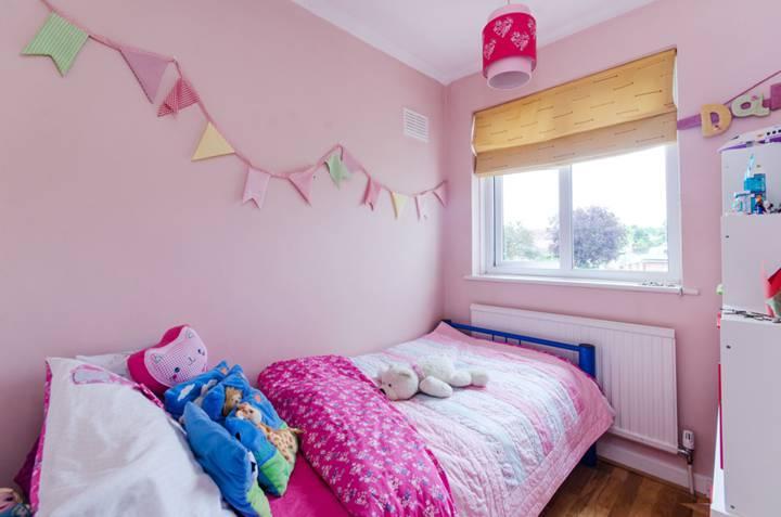Third Bedroom in HA2