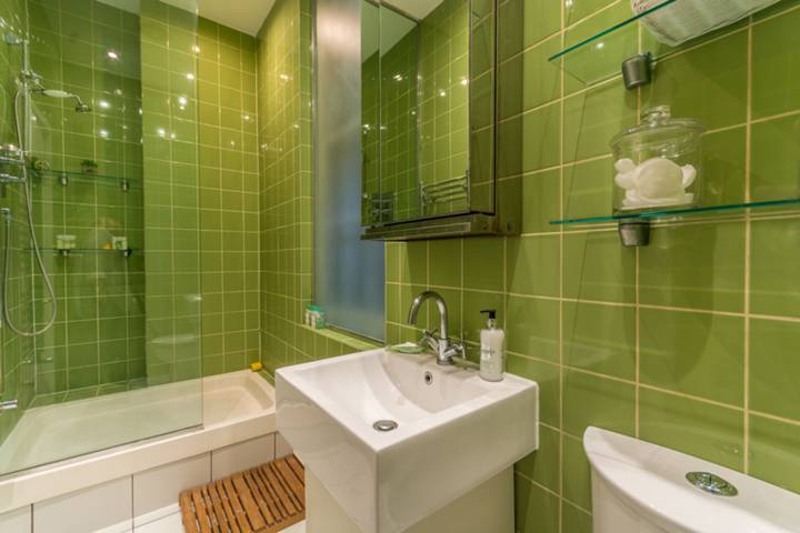 Shower Room in WC1A