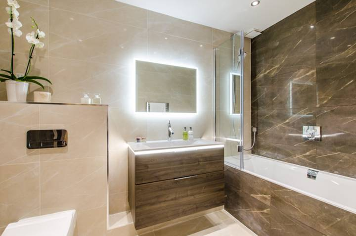 Bathroom in SW10