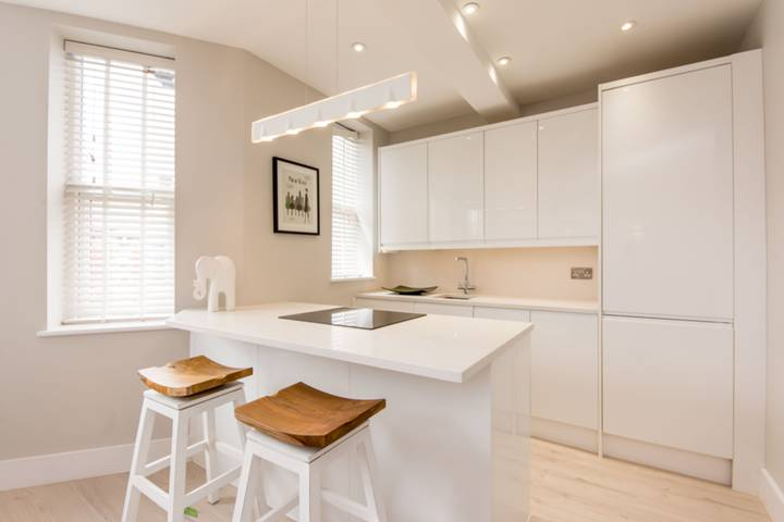 Kitchen in NW2