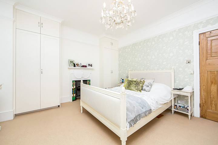 Third Bedroom in TW9