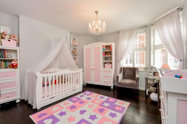 Third Bedroom in W14