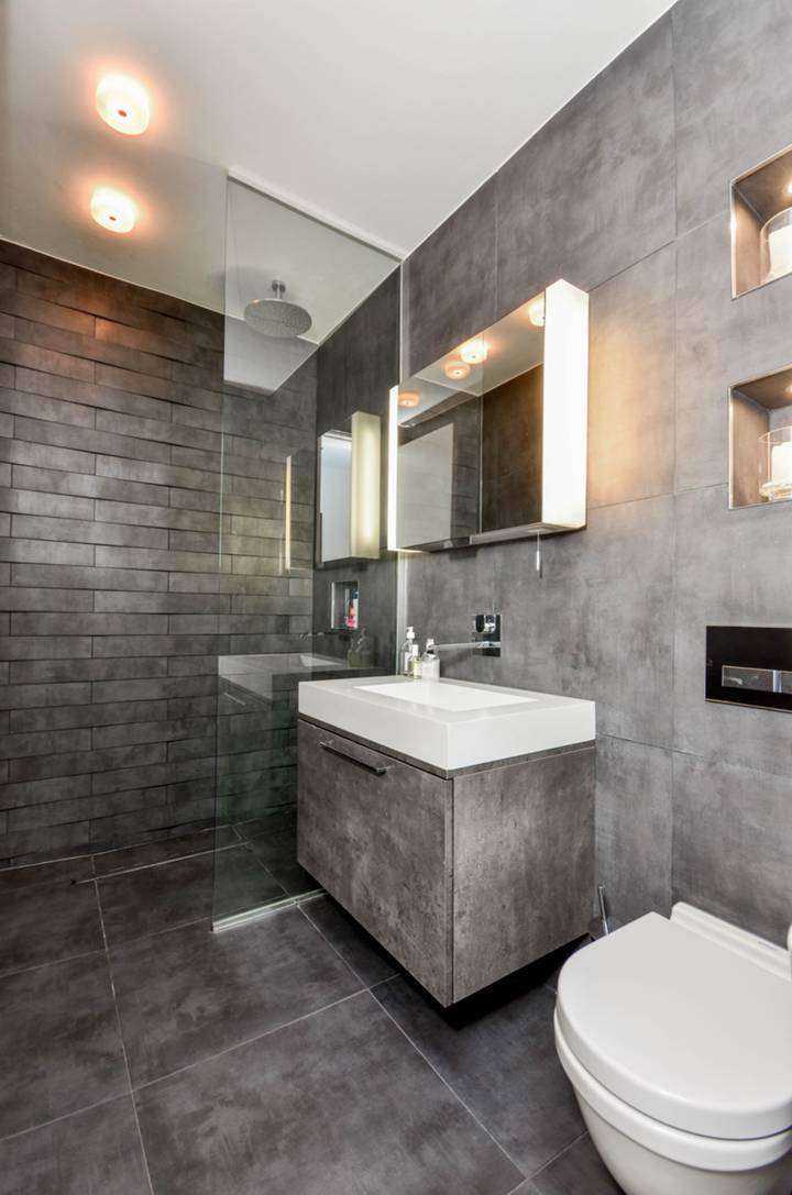 Shower Room in W14