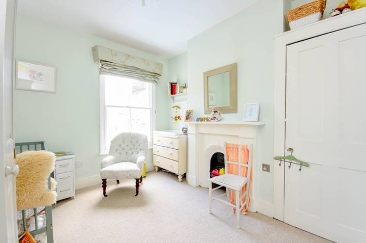 Fourth Bedroom in SW6
