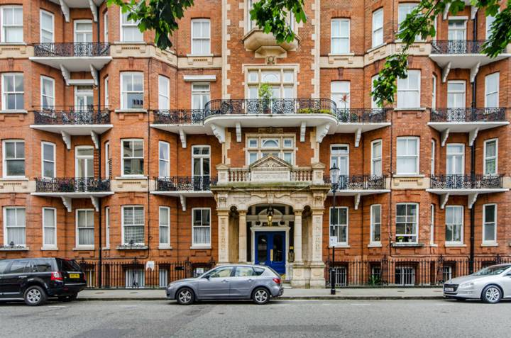 Langham Mansions, Earls Court