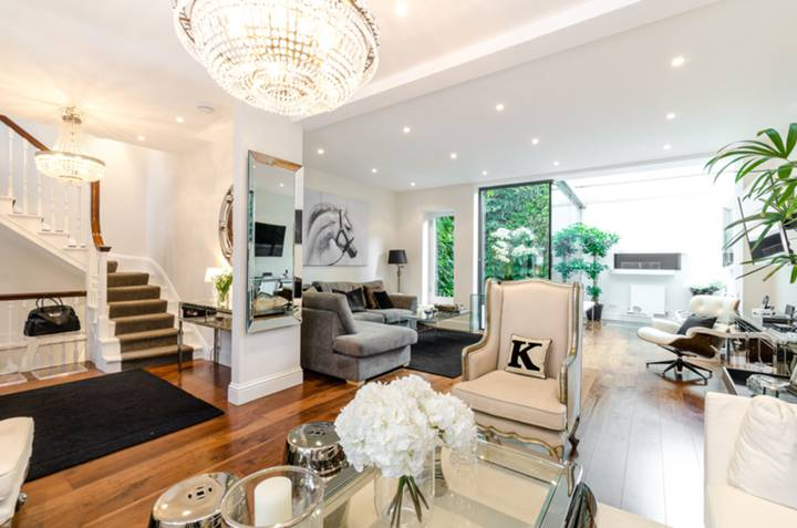 Double Reception Room in SW1X