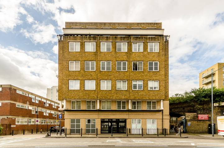 Regents Canal House, Limehouse