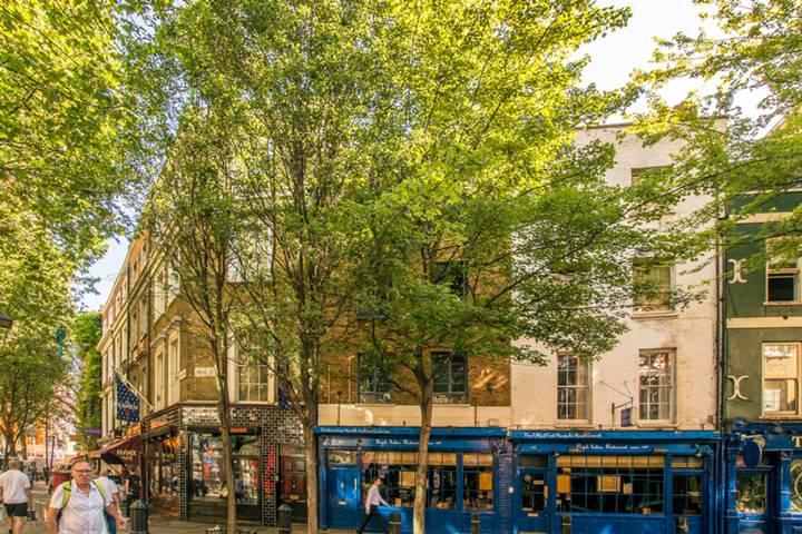 Shaftesbury Avenue, Covent Garden
