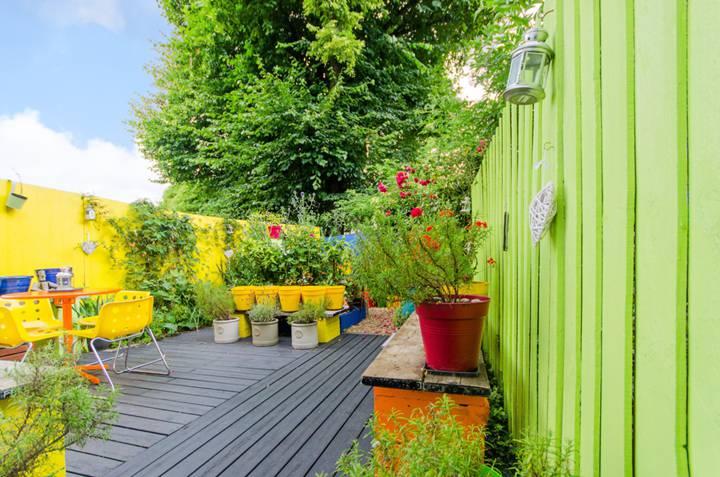 Garden in SE4