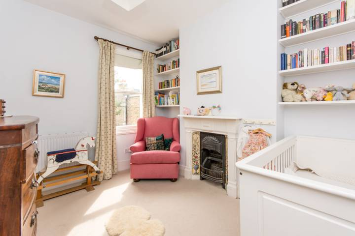 Fourth Bedroom in NW10
