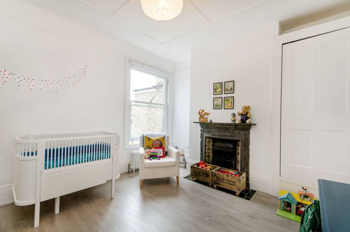 Third Bedroom in N8
