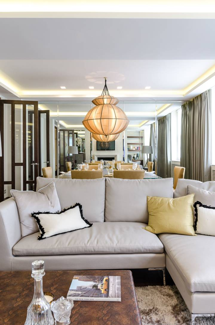 Reception Room/Dining Room in SW1X