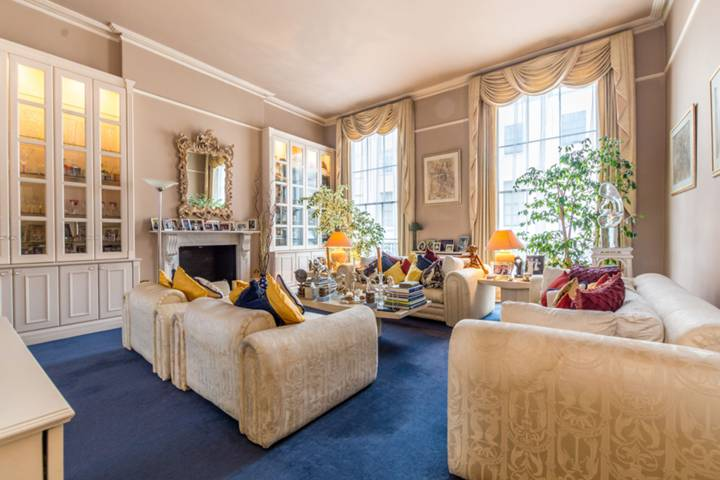 Second Reception Room in W1H
