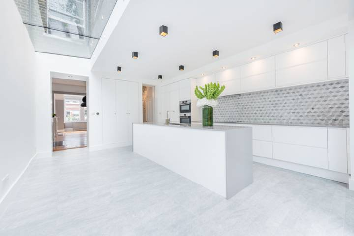 Kitchen/Dining Room in W4