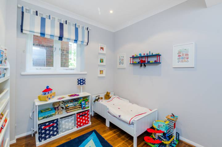 Second Bedroom in NW3