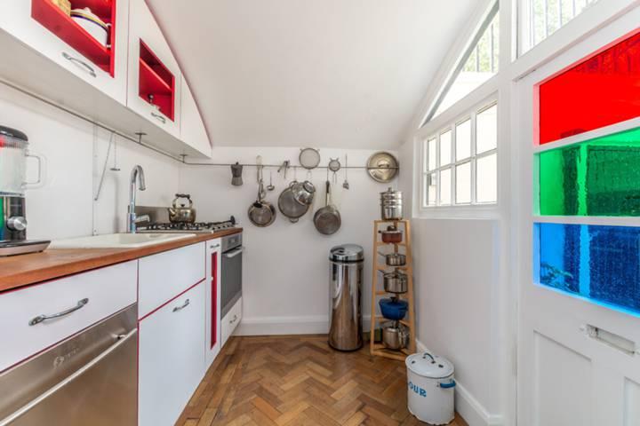 Kitchen in WC1N