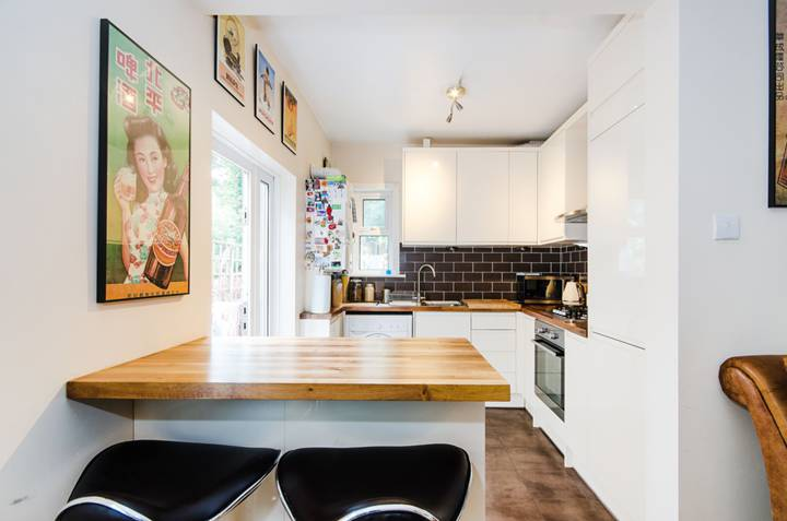 Kitchen in W7