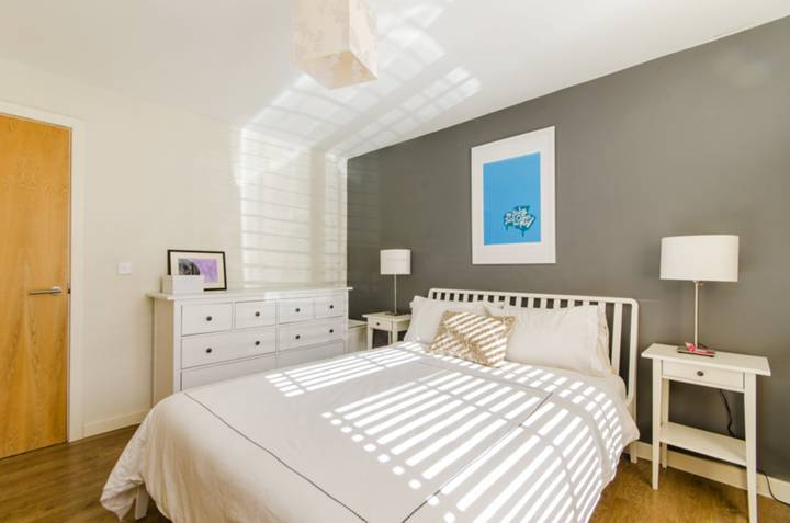 Master Bedroom in EN5