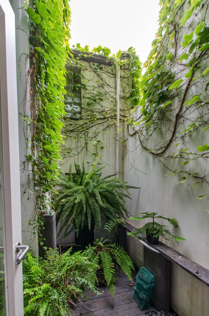 Courtyard in SW3