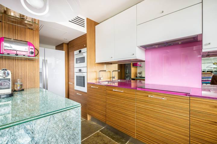 Kitchen in W11