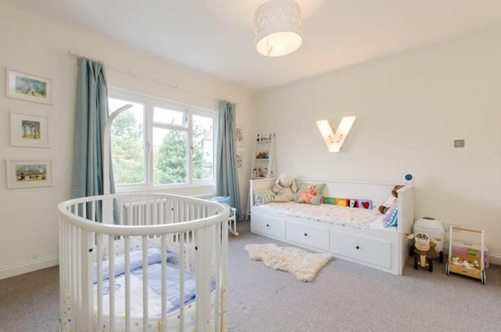 Third Bedroom in SW2