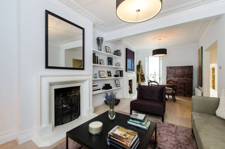 Reception Room in SW11
