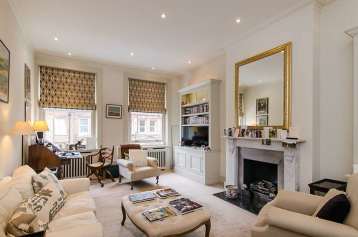 Reception Room/Dining Room in SW7