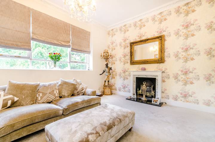 First Reception Room in SW15