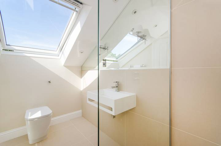 En Suite Shower Room in W14