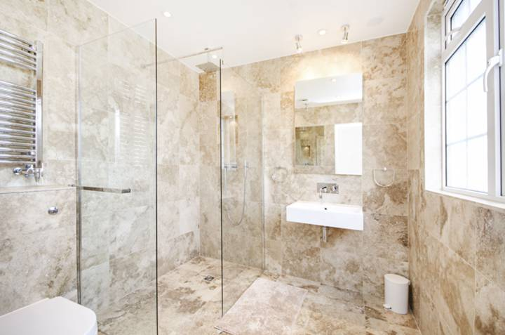 Shower Room in NW11