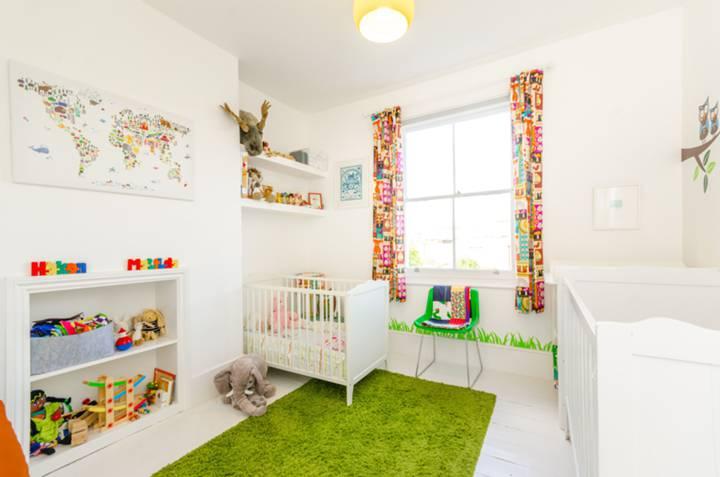 Third Bedroom in N4