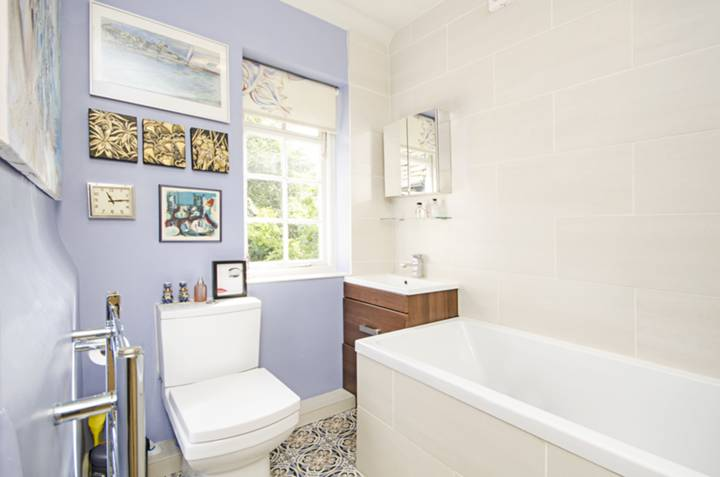 Bathroom in NW11