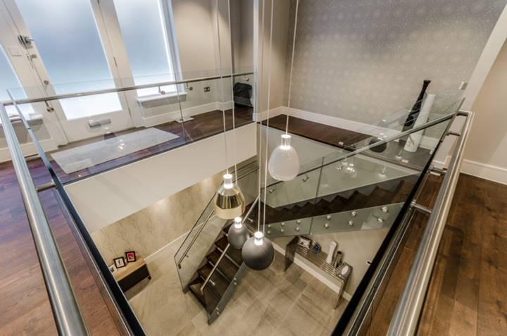 Reception Room in EC3R