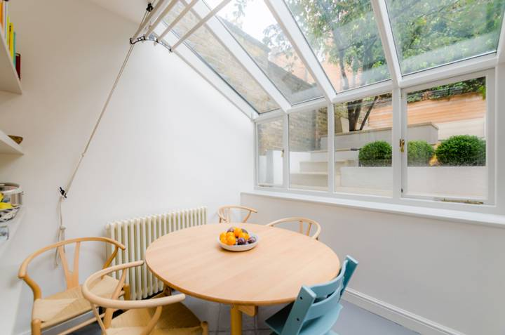 Conservatory in NW5