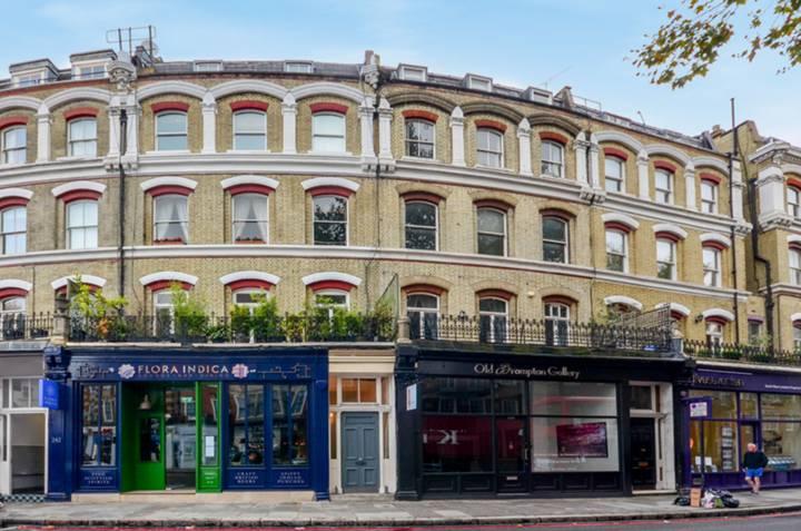 Old Brompton Road, South Kensington