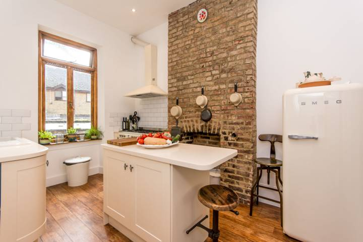 Kitchen in W3
