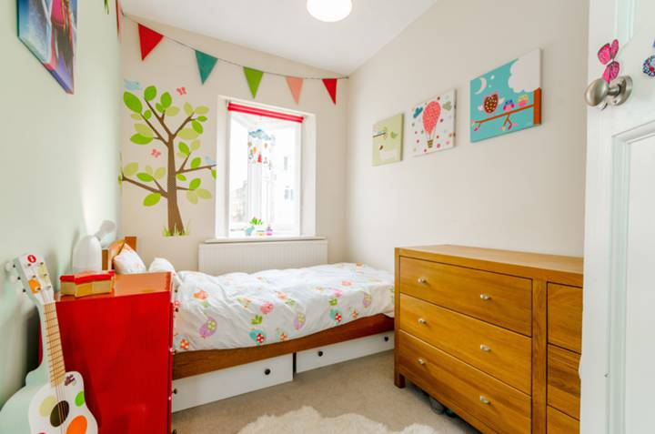 Fourth Bedroom in N2