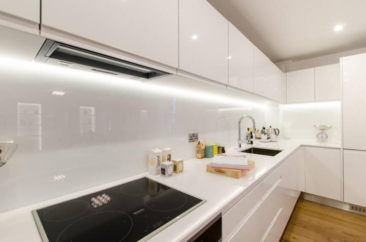 Kitchen in WC2R