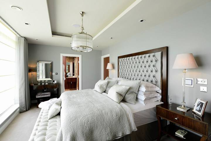 Master Bedroom in W5
