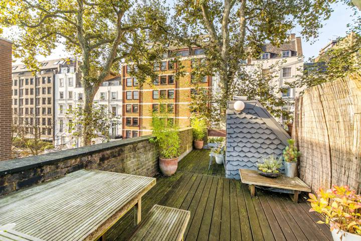 Roof Terrace in W2