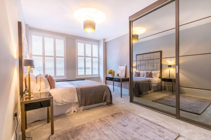 Master Bedroom in W1H